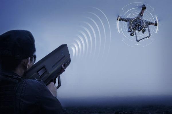 Handheld Anti-Drone Solution